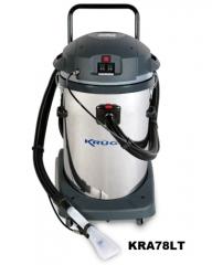 Aspirador limpiatapicerias profesional kruger modelo kra78lt en www.maquinarialimpiezalamarc.com
