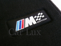 Alfombrillas bmw m sport edition