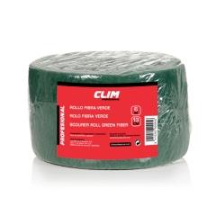 Rollo de fibra verde extra profesional clim profesional