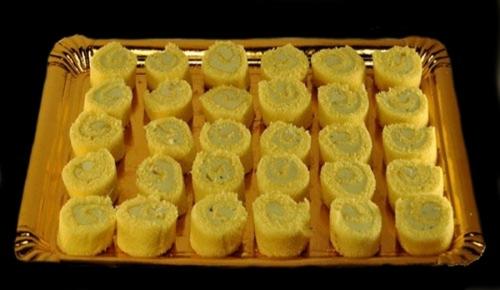 Rollitos de roquefort