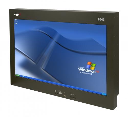 Aqeri 9042. Monitor militar LCD 42