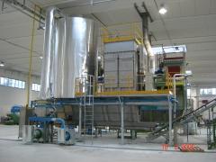 Secadero - Evaporador para liquidos. (Alimentaci�n, cer�mica, productos quimicos, etc)