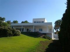 House rt_ sotogrande-alzado a jard�n_ 2008_2011_n+a arquitectos