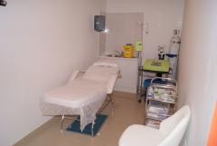 Sala tratamientos ozonoterapia