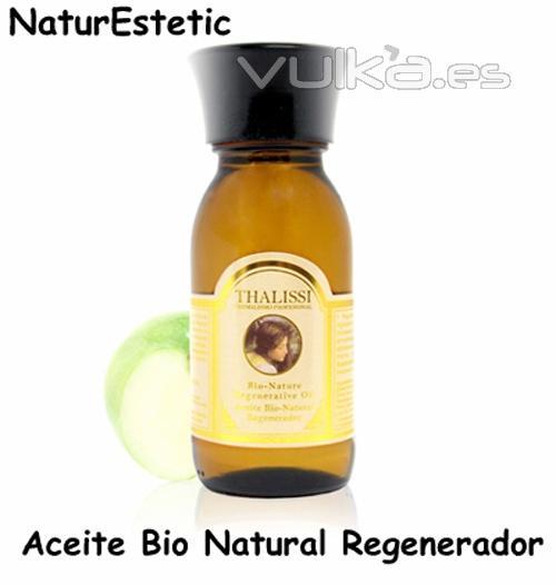 Mollet del Vall�s. Aceite Bio-Natural Regenerador. Bio Nature de Thalissi  de Alissi Bronte.