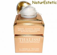 Mollet del vallès. tratamiento regenerador intenso. la creme de thalissi. inmuno cosmética.