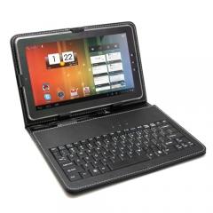 Funda + teclado para tablet 10