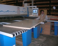 corte y mecanizado de tableros
