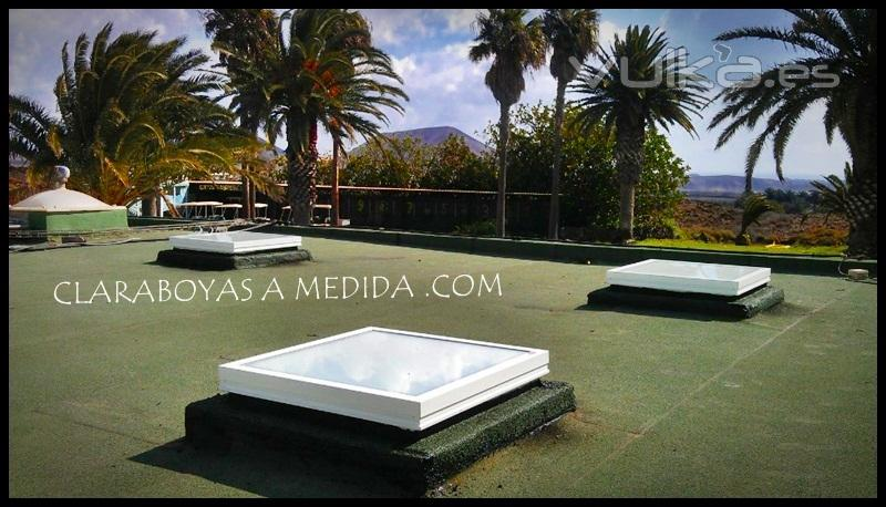Foto claraboyas para techos for Claraboyas para techos