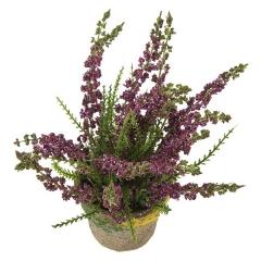 Plantas artificiales con flores. planta astilbe artificial burdeos 16 en la llimona home (2)