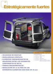 Equipamiento interior de furgonetas,inansur - foto 16