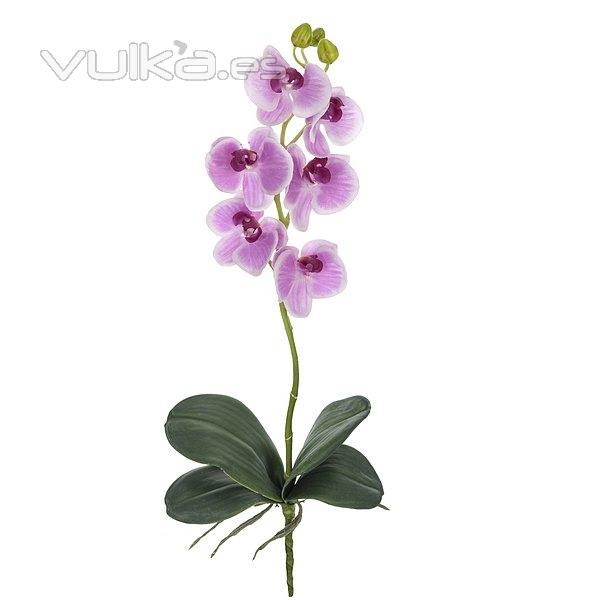 Foto flores artificiales rama orquideas artificiales for Orquideas artificiales