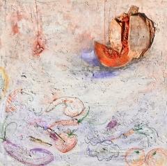 Curso de pintura materica en Avai, Sabadell
