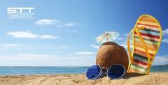 Toalla de playa, toalla deportiva