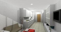 diseño muebles de hotel de cocinas elite