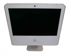 Apple imac core2duo 2ghz/1gb/40gb - dvd+rw / 17� lcd / wifi