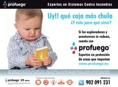 Murcia profuego.es extintores y alarmas de fuego