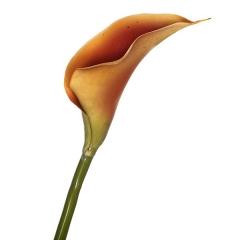 Flores artificiales. flor cala artificial pequeña brandy en la llimona home