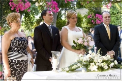 Reportaje fotográfico de boda - ©cristina mulet - fotografía