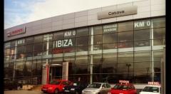 Seat Catova, concesionario oficial Seat en Pontevedra