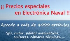 Precios especiales en electrónica naval en MercaOlé