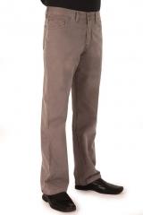 Confeccion pantalon sport y tejano