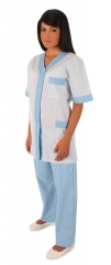 Vestuario Laboral - Pijama combinado. Personalizable