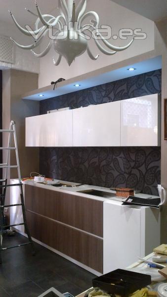 Serranos studio for Amueblamiento de cocinas