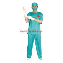 Disfraz de cirujano o doctor