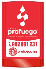 Alarma de fuego guipuzcoa extintores profuego.es