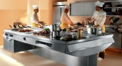 Electrozan Hostelería - Zanussi Professional