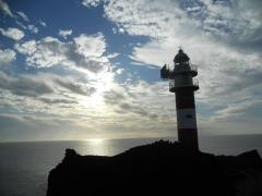 Faro de Punta de Teno, Buenavista del Norte, Tenerife