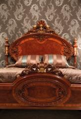 Dormitorio cl�sico. ebanister�a arenas. fabricacion a medida de creaciones exclusivas en madera.