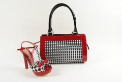 Conjuntos. combinaciones de zapatos y bolsos a juego en calzados y complementos gody