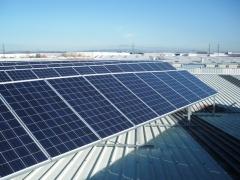 Instalaci�n solar industrial