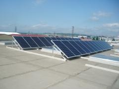 Solar sobre tejado