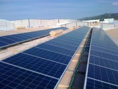 Fotovoltaica tejado
