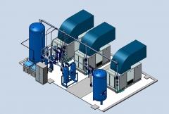Instalaci�n compresores aire comprimido
