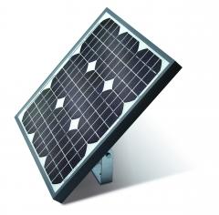 Panel solar nice para puertas autom�ticas