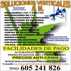 Soluciones verticales a.m  ( servicios )