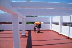Impermeabilizaciones y reparaciones de cubiertas,azoteas,etc
