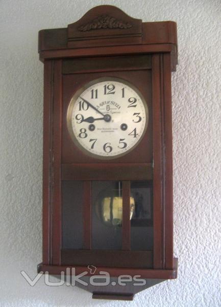 relojes hamilton antiguos