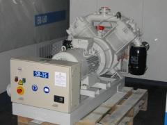 Compresores de baja presi�n