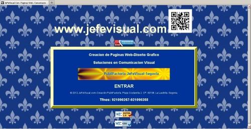 JeFeVisual.Com---Nuestro sitio web principal