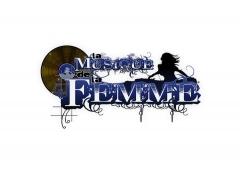 Logo diseñado para dj femme