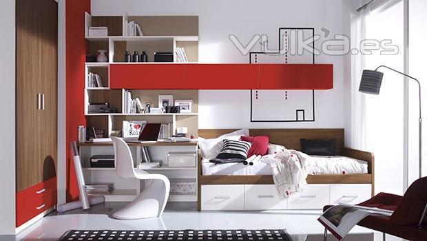 Foto catalogo why not 12 de habitaciones juveniles for Catalogos habitaciones juveniles