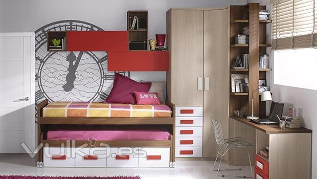Foto catalogo whynot 12 de dormitorios juveniles modernos for Catalogo dormitorios juveniles