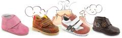 Los primeros zapatos del bebé tienen el objetivo de proteger el pie y dar estabilidad