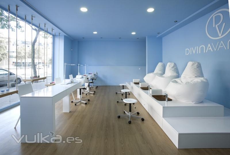 Foto centro de estetica moderno for Decoracion centro estetica