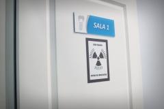 Sala de tratamientos / treatments room